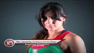 Carmelita Correa rompe récord mexicano en salto con garrocha