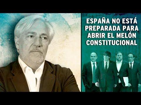 España no está preparada para abrir el melón constitucional