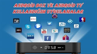 android Box ve Android Tv de Uygulama Ksa Yolu Oluturma - Tv App Repo Kullanm