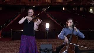 Peter Zay and EmmaLee Holmes-Hicks