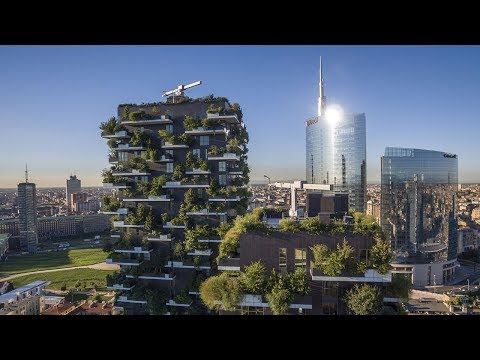 Greenroofs.com  Featured Project - Bosco Verticale