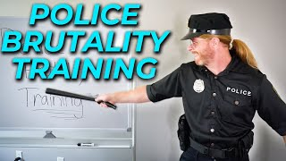 Police Brutality Training