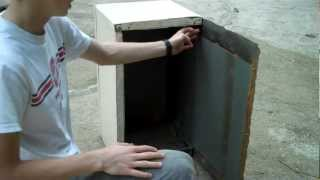 The Filing Cabinet Wood Stove