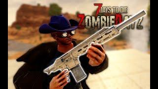 Legendary Sniper   ZombİeDayZ Mod   7 Days to Die   Part 33