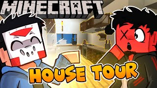 DELIRIOUS' BIG HOUSE UPDATE ON MINECRAFT!!! - (Decorating With Decocraft) Ep. 16!