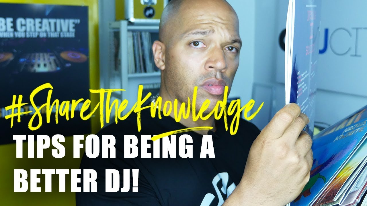 How to Prepare for a Freestyle DJ Set | Share the Knowledge