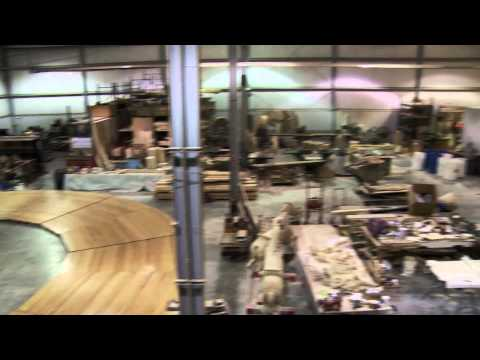 Behind The Scenes At Carousel Works