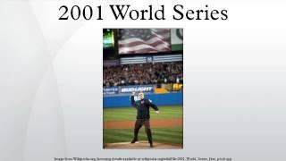 2001 World Series