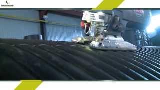 Производственная база Жилкомснаб Коркино (promo video)(Изготавливаем из пластика: колодцы и ёмкости для заглубления в грунт, элементы очистных сооружений, понтон..., 2015-08-22T09:16:56.000Z)