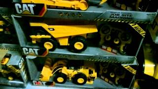 CAT Wheel Loader, Bull Dozer and Dump Truck remote control