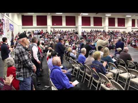 2015 Veterans Day Program