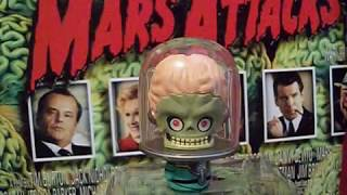 SCIENCE FICTION Pint Size Heroes Mars Attacks Martian Funko