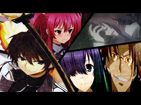 Rakudai Kishi No Cavalry ~ AMV ~ Me Against The World