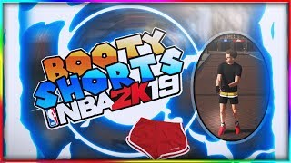 How To Get Shorts Shorts NBA 2k19   How To Look Like A Cheeser