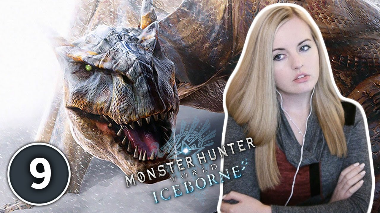 Suzy VS Tigrex REMATCH!!! - Monster Hunter World: Iceborne Gameplay Part 9 thumbnail