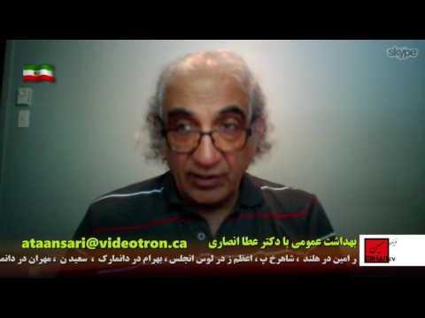 دکتر عطا انصاری با اطلاع از تحقیقات علمی و پزشکی به تشریح موضوع گرفتگی عضلات  میپردازد