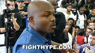 TIM BRADLEY BRUTALLY HONEST ON TOUGHEST PACQUIAO FIGHT; EXPLAINS NERVES AND DOUBT