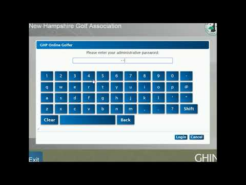 Load Club Preferences Video
