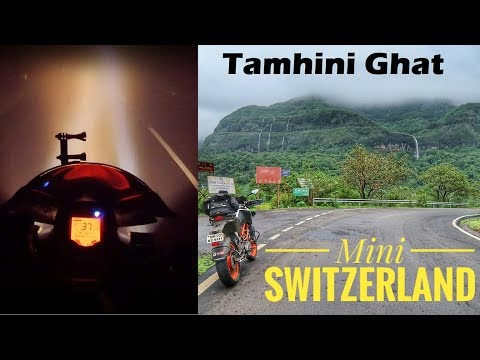 My Scariest Solo Night Ride Ever | What Exactly Happened while Exploring TAMHINI GHAT