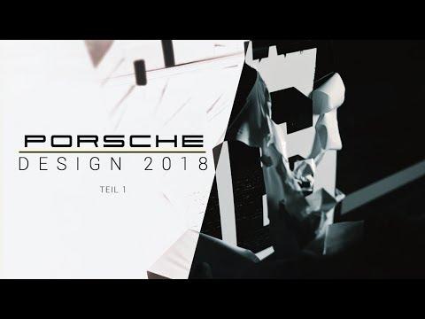 HOLYHALL | PORSCHE DESIGN 2018 | TEIL 1