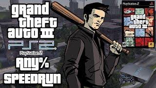 GTA III PlayStation 2 Any% Speedrun