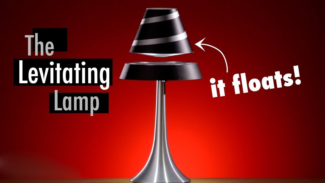 The levitating lamp youtube geotapseo Image collections