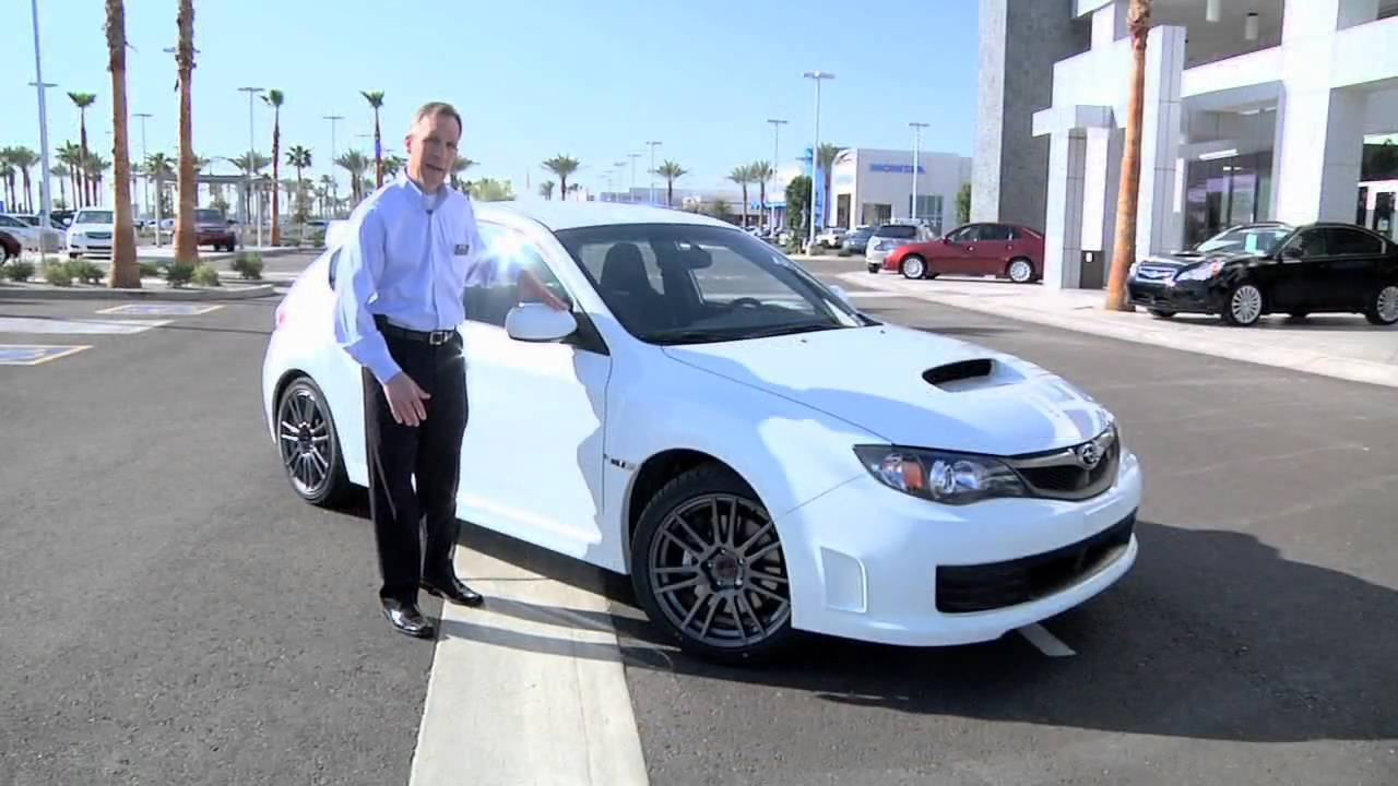 2010 subaru wrx sti special edition review subaru superstore of chandler youtube. Black Bedroom Furniture Sets. Home Design Ideas
