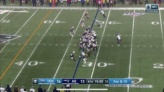 New England Patriots vs Tennessee Titans | Full Game Highlights **Brady last game**