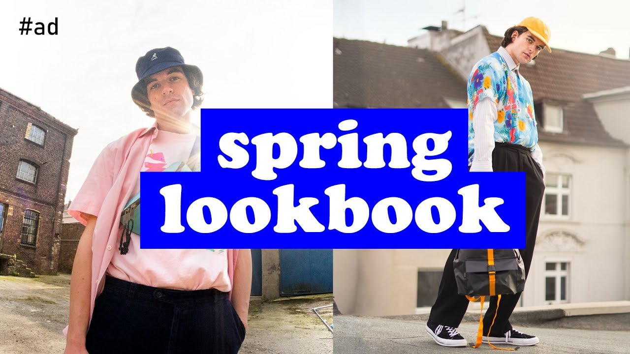 [VIDEO] - Spring Lookbook 2019 | Dapper Alien | How To Style Bum Bags | Sponsored by Eastpak 2