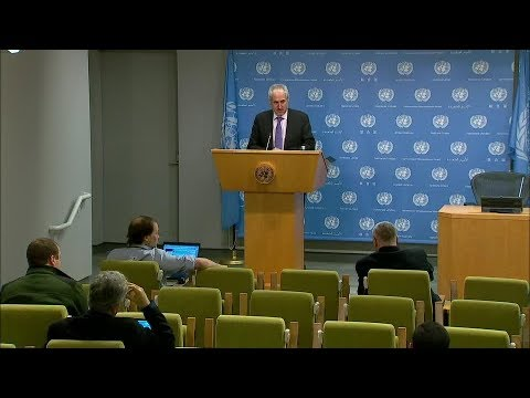Human Rights Council opening & other topics - Daily Briefing (26 February 2018)