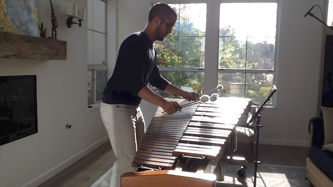 Stephen Hall, musician - MarimbaHall
