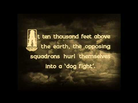Wings (1927) - First Dogfight Scene