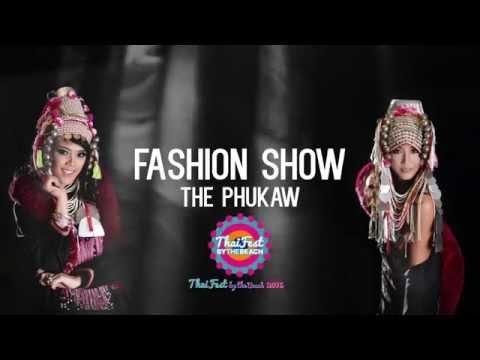 Thai Fest by the Beach Fashion show
