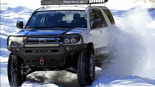 Toyota 4Runner Tribute BEST SUV EVER