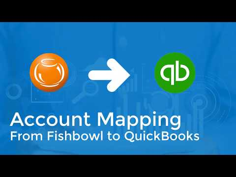 Account Mapping From Fishbowl To QuickBooks - TaraByte Solutions