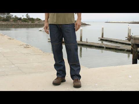 83ee060b7b285 Patagonia Men's Steel Forge Denim Work Pants - Regular