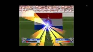 Goal from Goalkeeper Super Shot Soccer