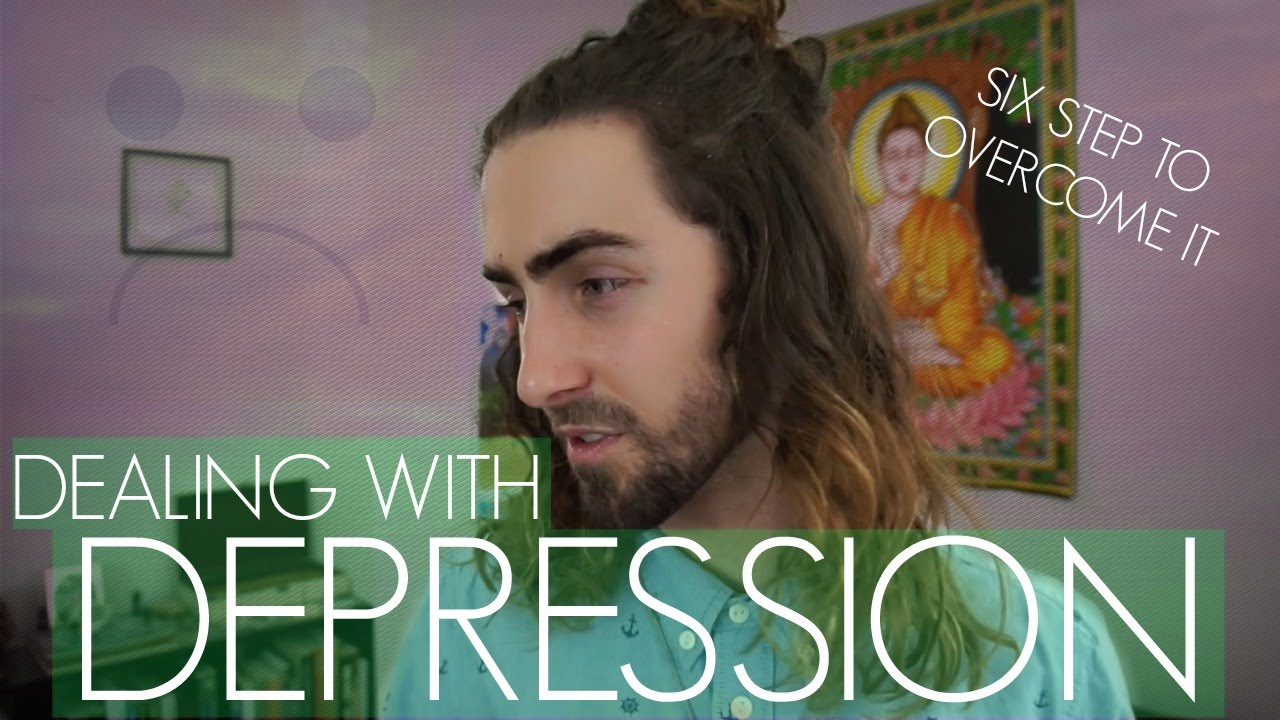 Dealing with Depression! (Six Steps to Overcoming It)