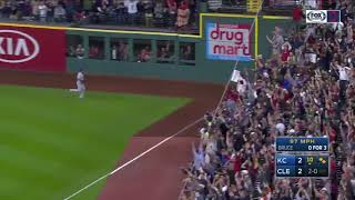 Jay Bruce Walk Off Single to Break All Time Wins Record