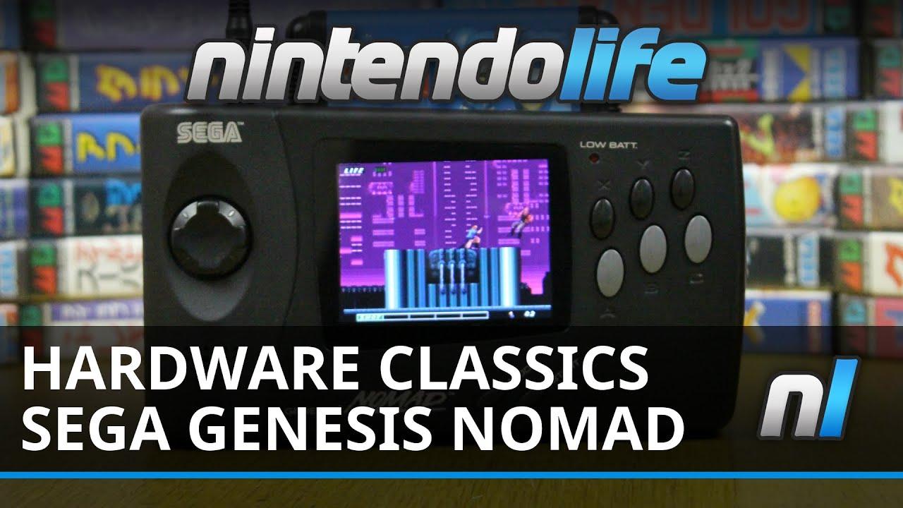 Hardware Classics: The Sega Genesis Nomad - Nintendo Life