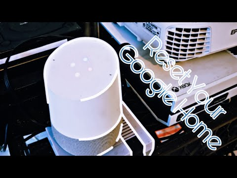 How To Factory Reset Your Google Home