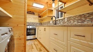 The Neill Model From Tiny House Building Company