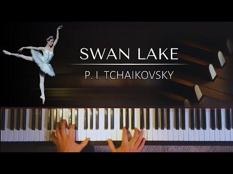 P.I.Tchaikovsky: Swan Theme (Swan Lake) + piano sheets