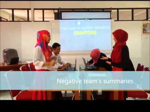 TEAP final project group 4 teaching academic speaking uinjakarta 2015 post graduate program fitk fir