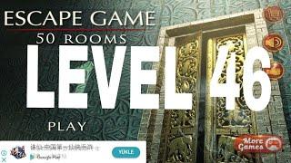 Escape Game 50 Rooms 1  Level 46 Walkthrough
