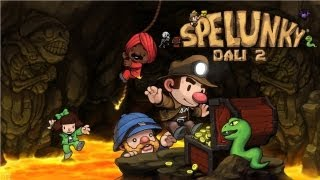 Spelunky PC Gameplay HD 1080p