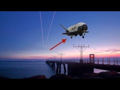 The Secret X 37b Spacecraft