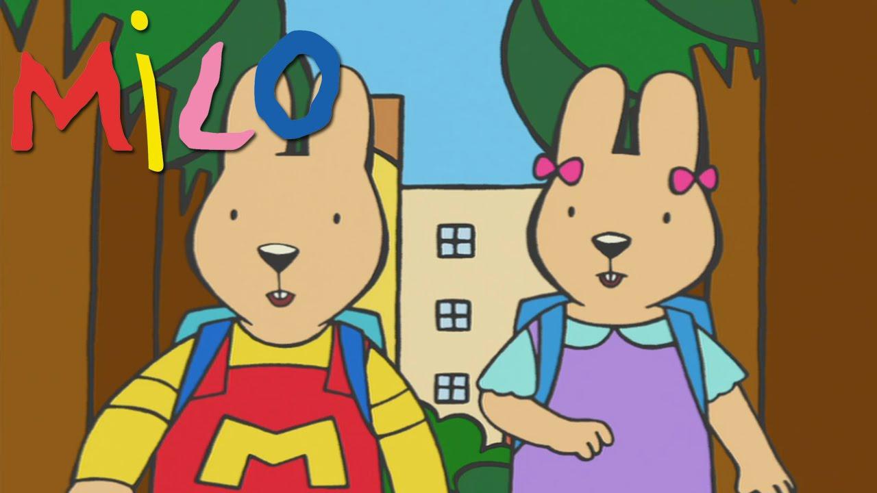 Milo Bad Words Cartoon For Kids