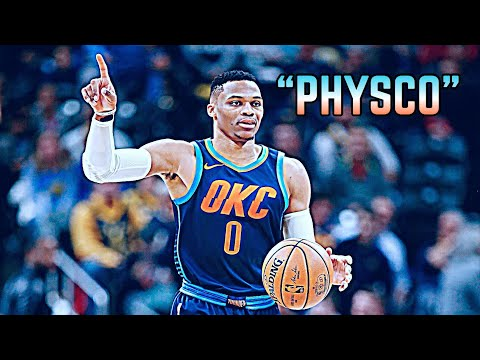 """Russell Westbrook Mix - """"Physco"""" - 