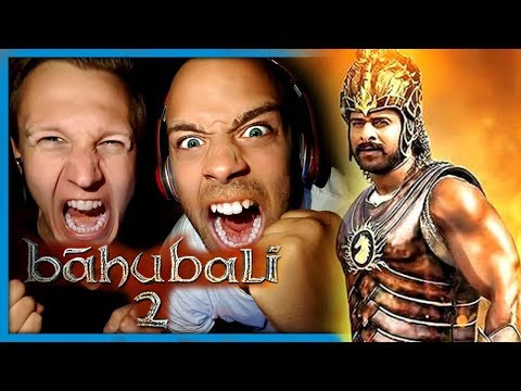 Baahubali 2 - The Conclusion | Official Trailer (Hindi) | S.S. Rajamouli | Prabhas | Reaction by RnJ